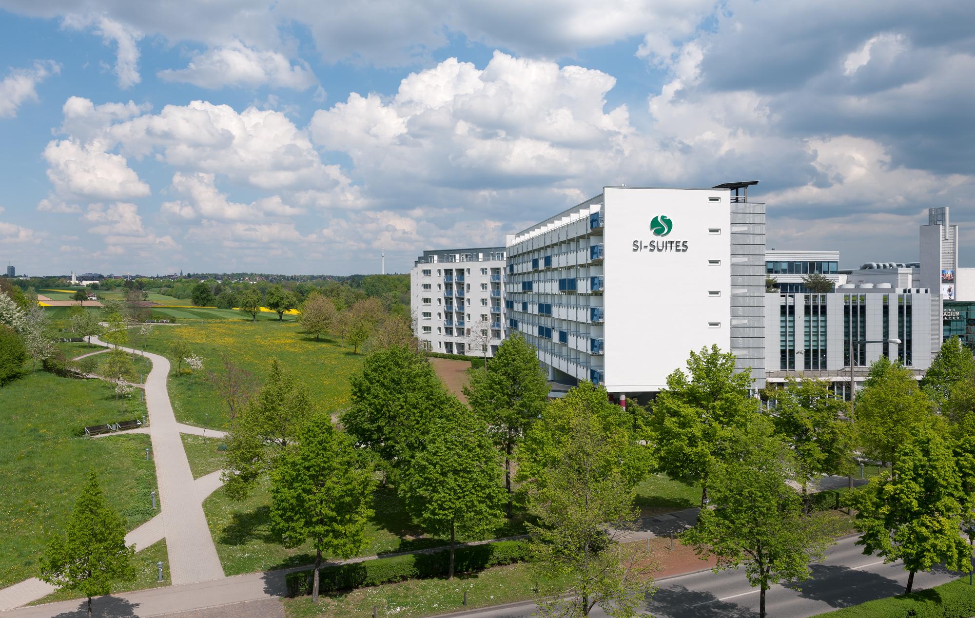 Si Suites Stuttgart Parken